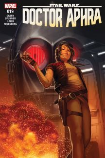 Star Wars: Doctor Aphra (2016) #19 cover
