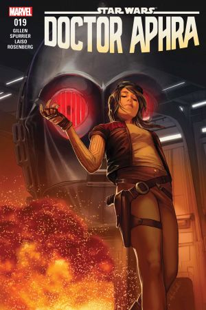 Star Wars: Doctor Aphra (2016) #19