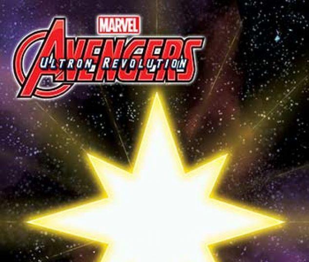 cover from Marvel Universe Avengers: Ultron Revolution (Digital Comic) (2017) #23