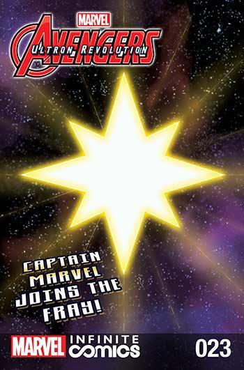 Marvel Universe Avengers: Ultron Revolution (2017) #23