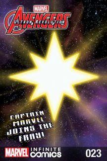Marvel Universe Avengers: Ultron Revolution #23