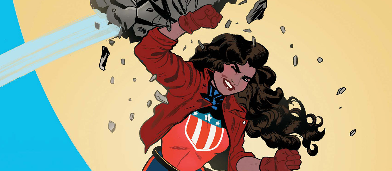 Image result for america chavez