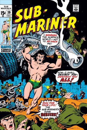 Sub-Mariner #39