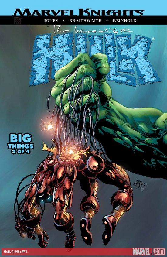 Hulk (1999) #73