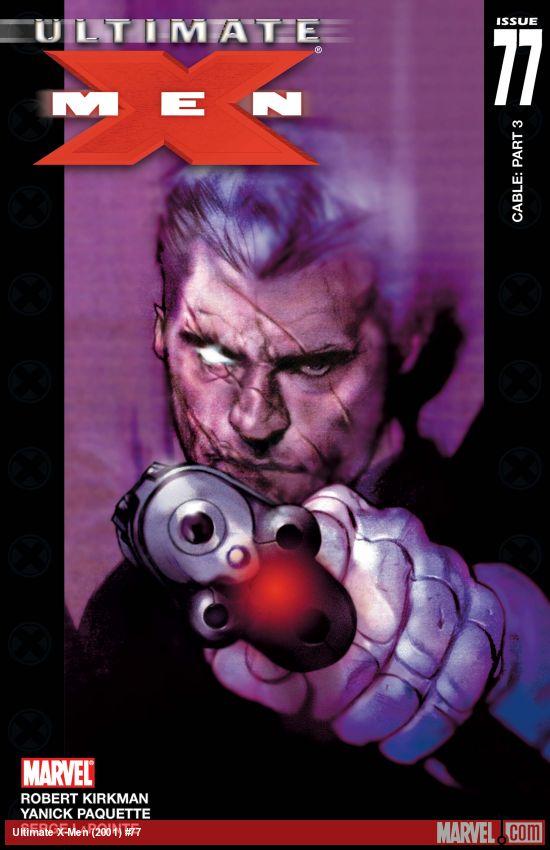 Ultimate X-Men (2000) #77