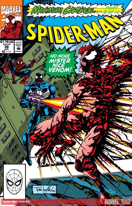Spider-Man (1990) #36