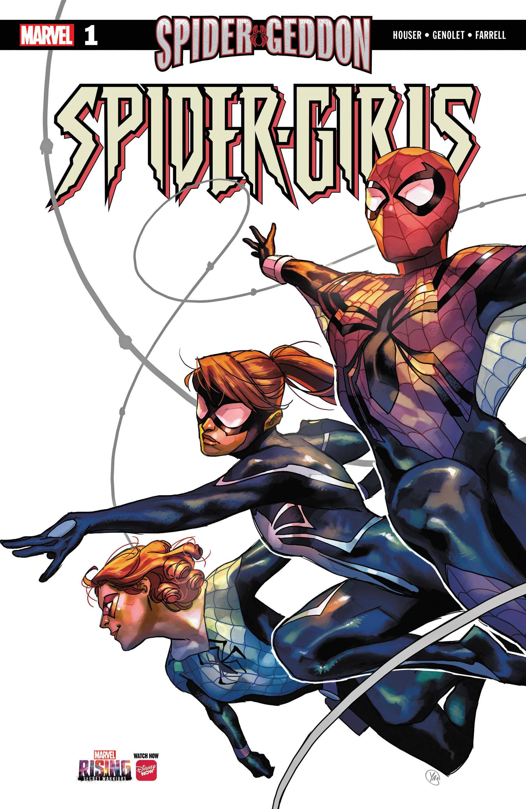 Spider-Girls (2018) #1
