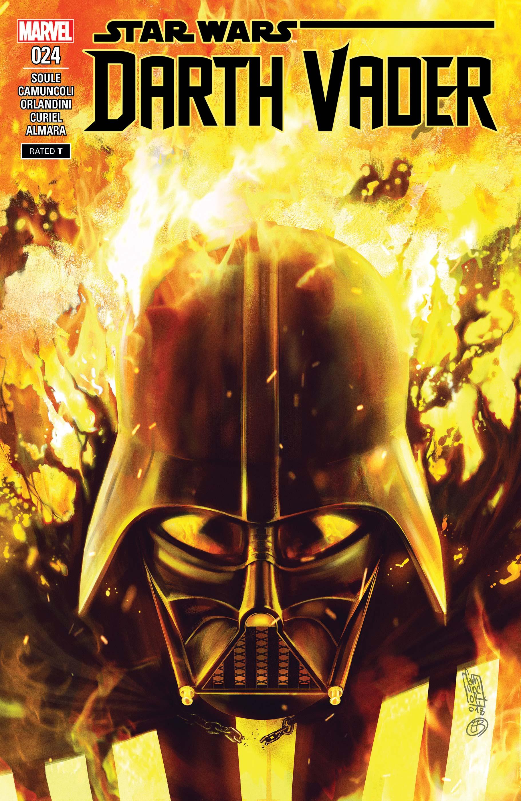 Darth Vader (2017) #24