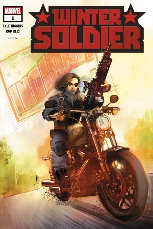 Winter Soldier (2018) #1
