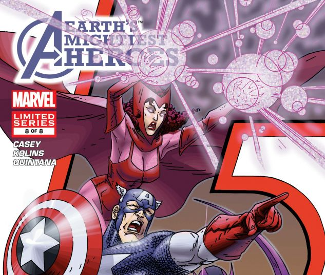 Avengers: Earth's Mightiest Heroes (2004) #8