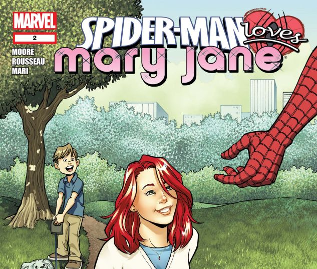 SPIDER-MAN LOVES MARY JANE (2008) #2