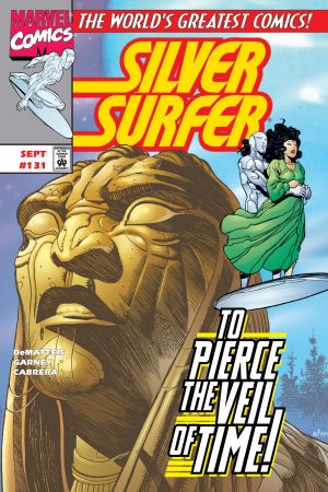 Silver Surfer (1987) #131