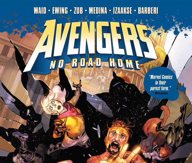 AVENGERS: NO ROAD HOME TPB #0