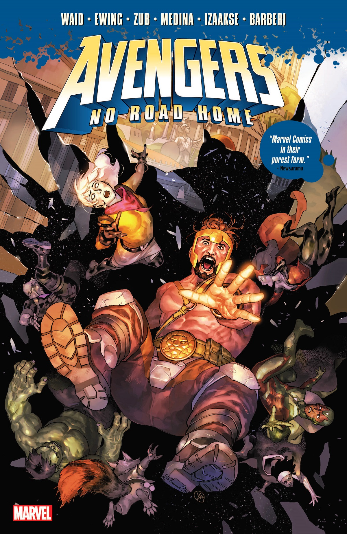 Avengers: No Road Home (Trade Paperback)