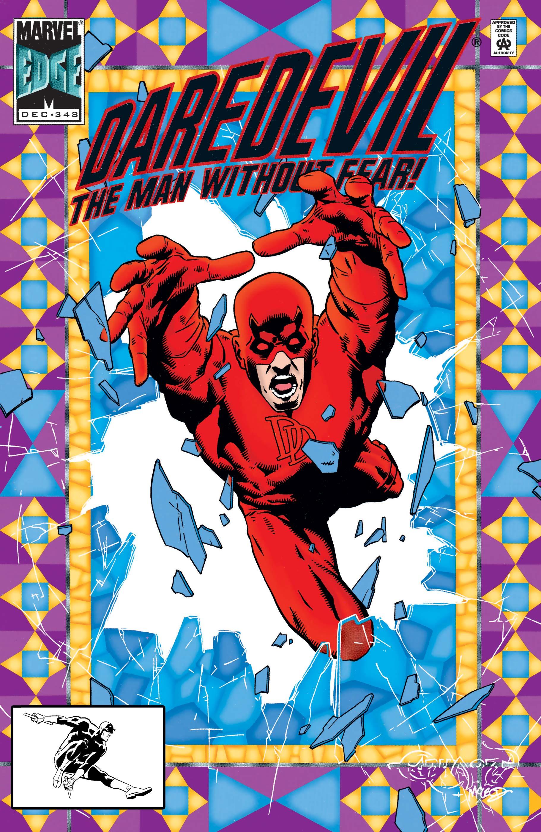 Daredevil (1964) #348