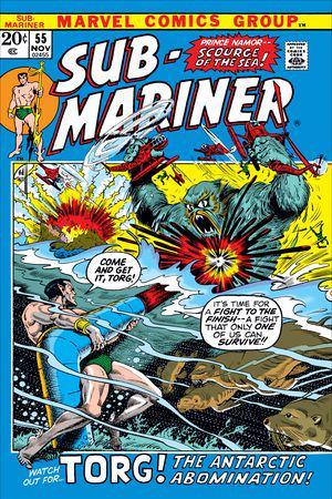 Sub-Mariner (1968) #55