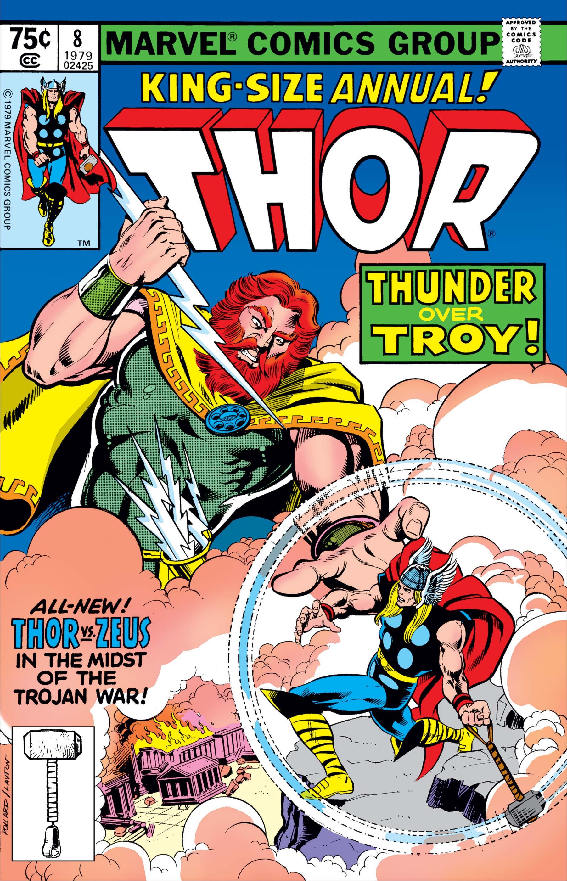 Thor Annual (1966) #8