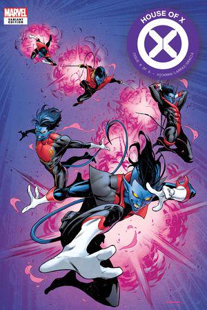 House of X (2019) #6 (Variant)