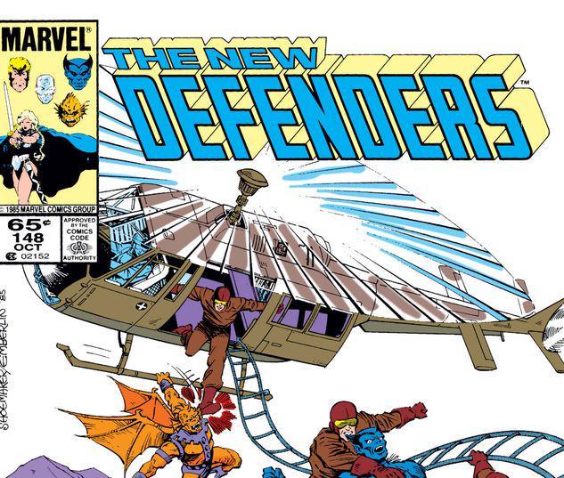 Defenders #148
