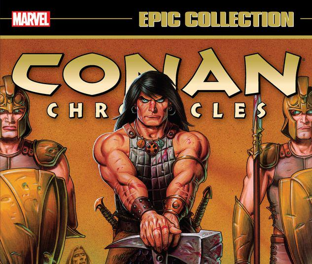 CONAN CHRONICLES EPIC COLLECTION: THE BATTLE OF SHAMLA PASS TPB #1