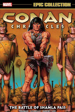 Conan Chronicles Epic Collection: The Battle Of Shamla Pass (Trade Paperback)