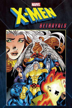 X-Men: Betrayals (2020)