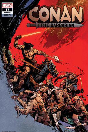 Conan the Barbarian (2019) #17 (Variant)