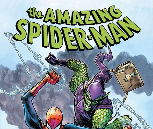 AMAZING SPIDER-MAN BY NICK SPENCER VOL. 10: GREEN GOBLIN RETURNS TPB #10