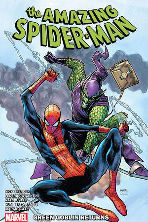Amazing Spider-Man by Nick Spencer Vol. 10: Green Goblin Returns  (Trade Paperback)