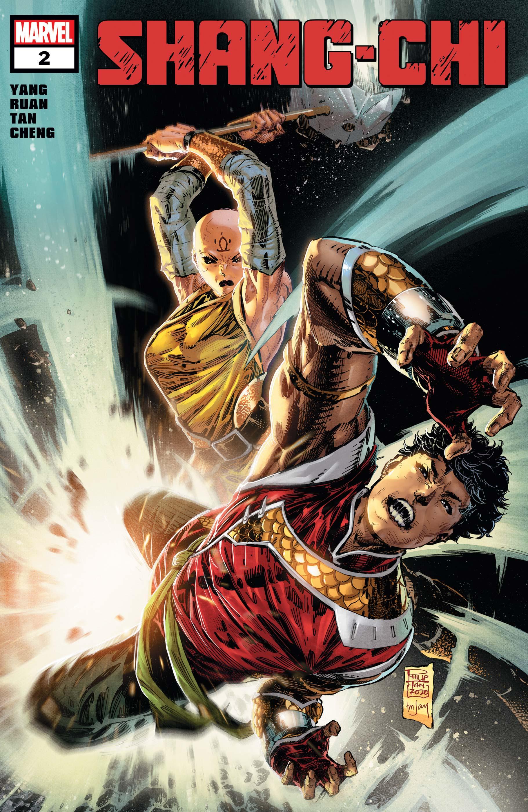 Shang-Chi (2020) #2