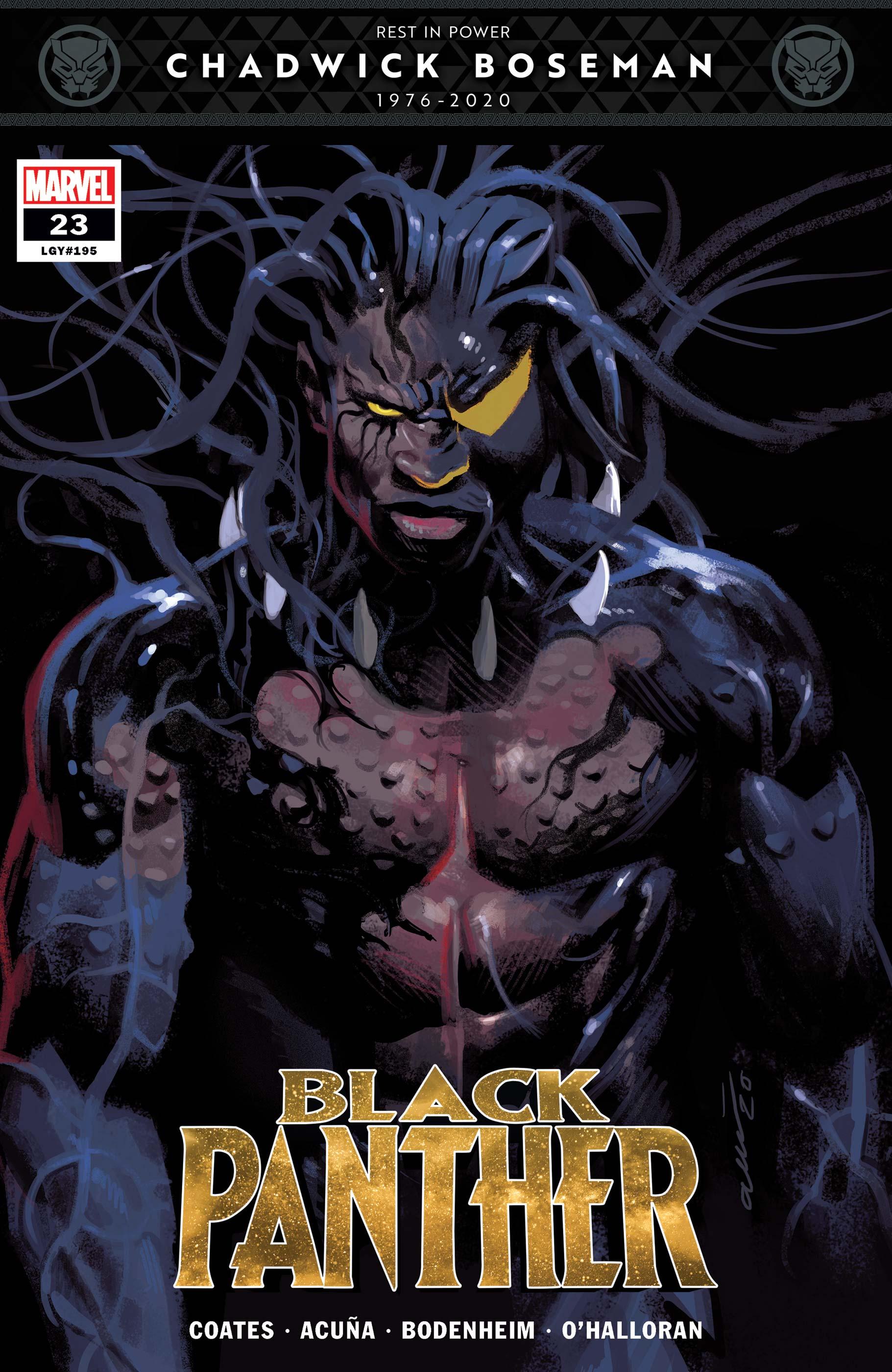 Black Panther (2018) #23