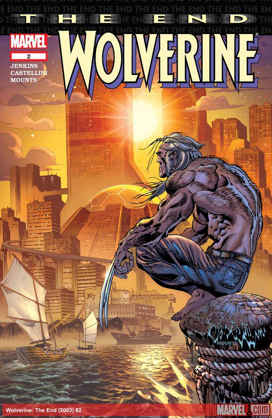 Wolverine: The End (2003) #2