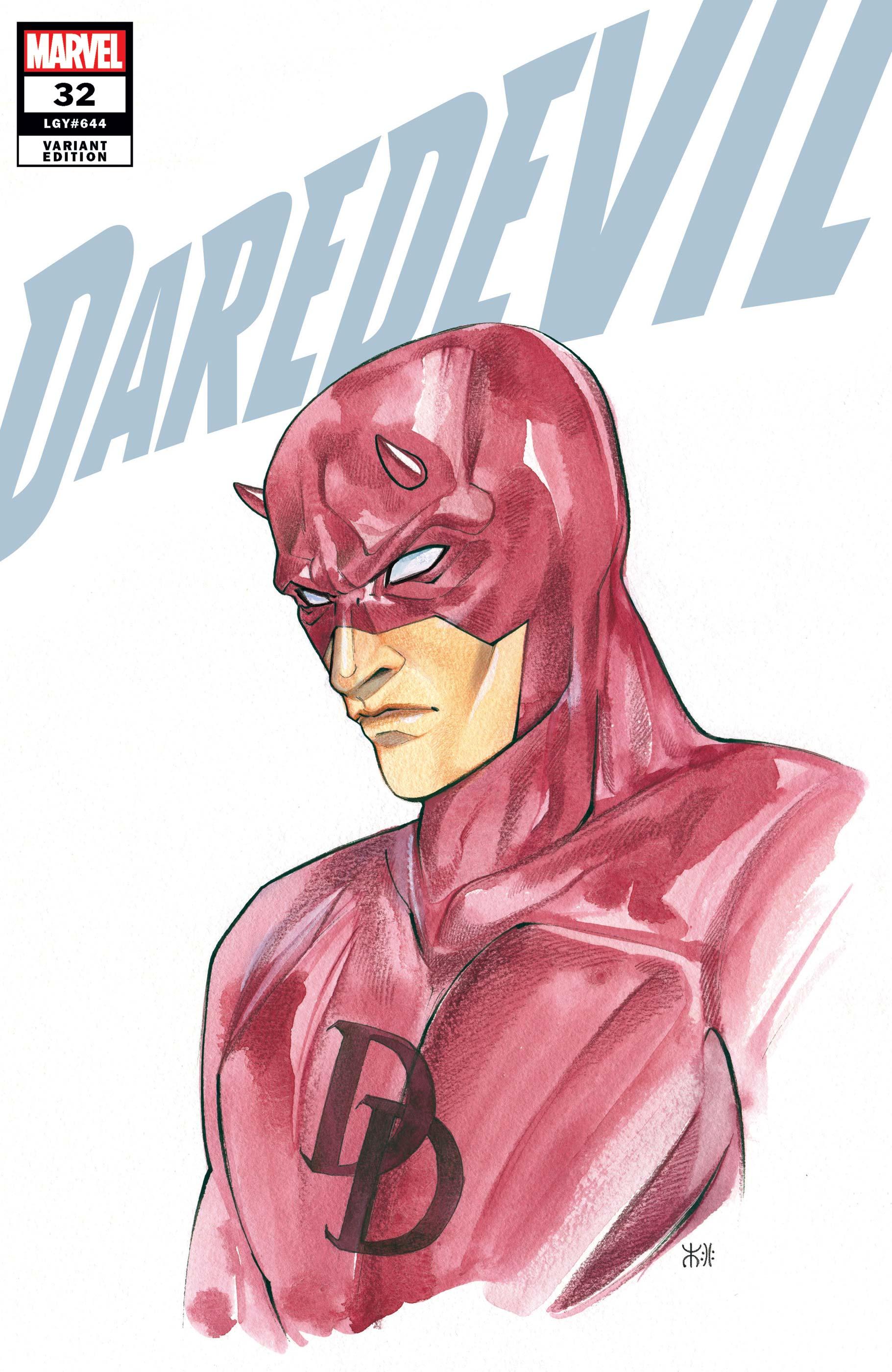 Daredevil (2019) #32 (Variant)