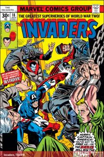 Invaders #18