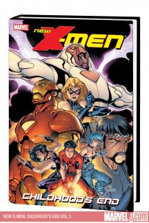 New X-Men: Childhood's End Vol. 3 (Trade Paperback)