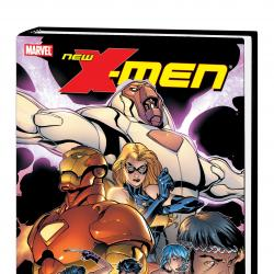 New X-Men: Childhood's End Vol. 3 (2006)