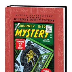 Marvel Masterworks: Atlas Era Journey Into Mystery Vol. 3 (Hardcover)