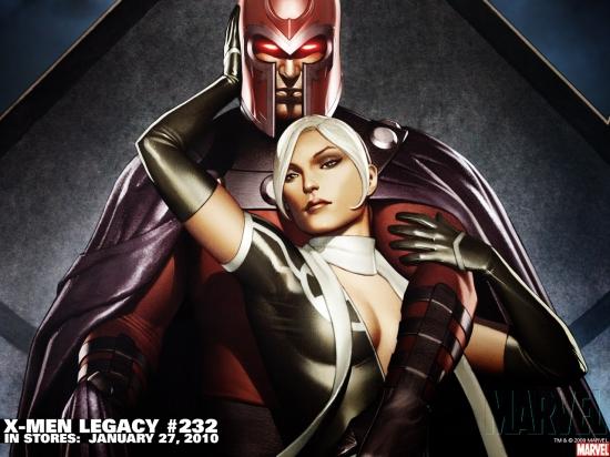 X-Men Legacy (2008) #232 Wallpaper