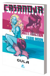 Casanova: Gula TPB (Trade Paperback)