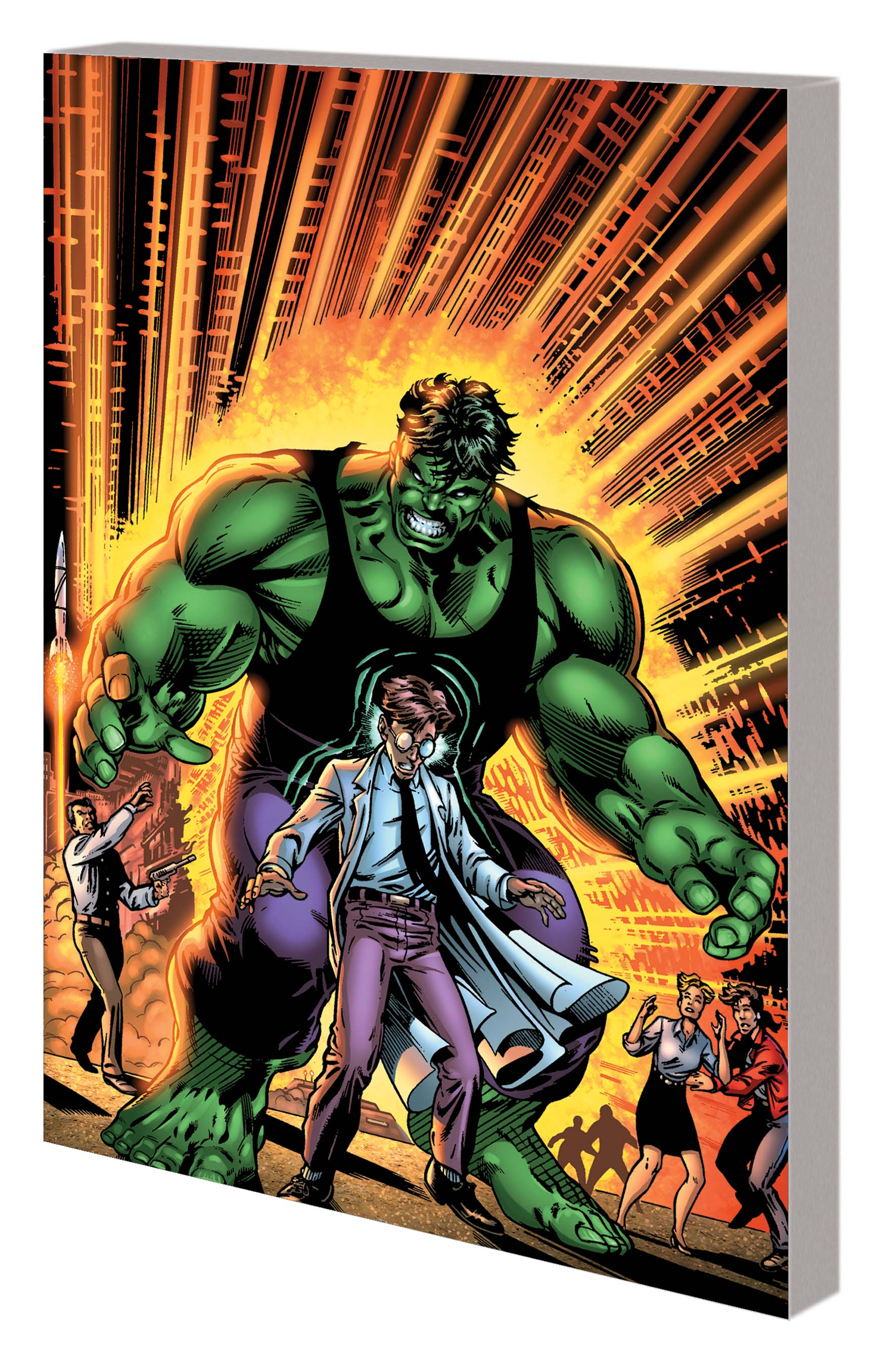 HULK VISIONARIES: PETER DAVID VOL. 8 TPB (Trade Paperback)