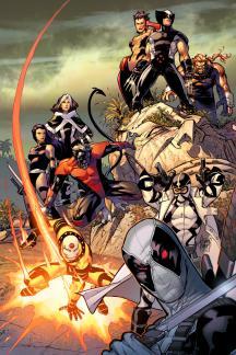 Uncanny X-Force (2010) #12 (Kubert Variant)