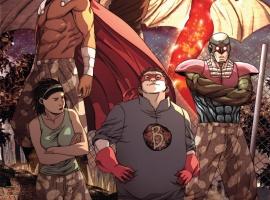 Avengers: The Initiative (2007) #13