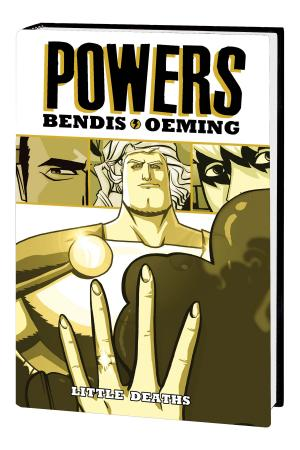 Powers: Little Deaths (Hardcover)
