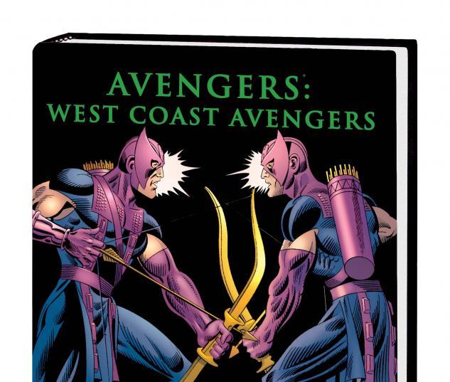 Avengers: West Coast Avengers - Zodiac Attack Premiere HC