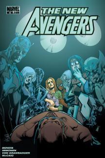 New Avengers #60