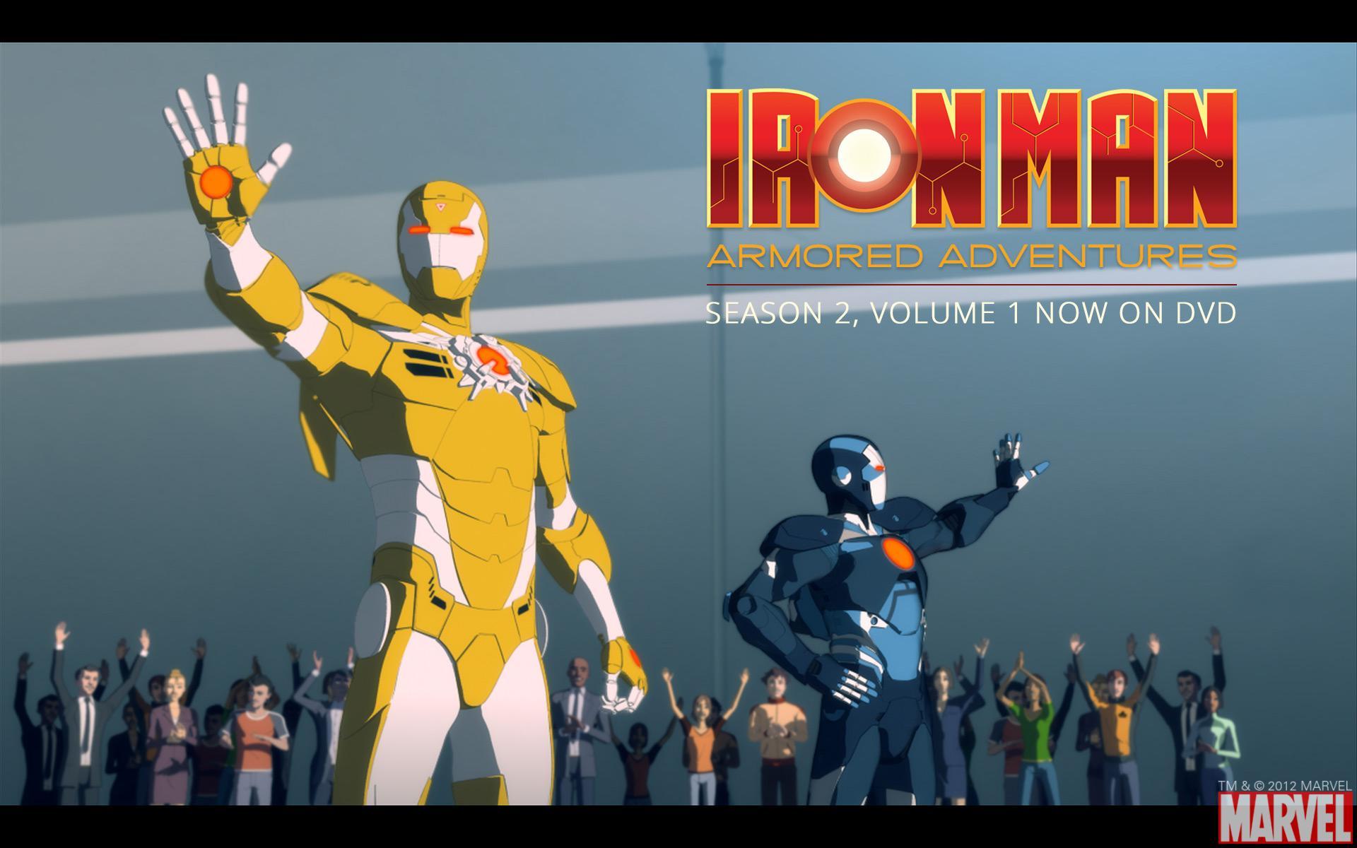 Iron Man Armored Adventures Stealth Armor Iron Man Armored Adventures