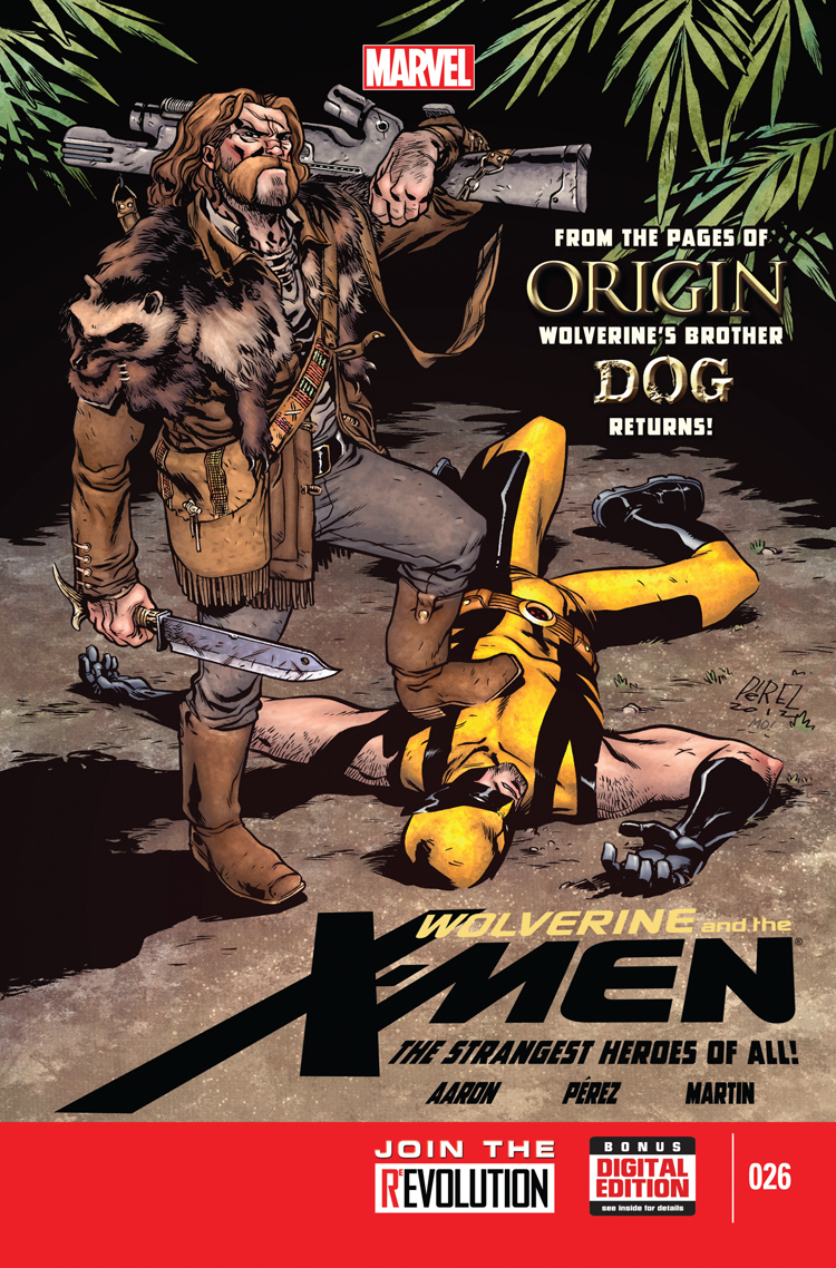Wolverine & the X-Men (2011) #26