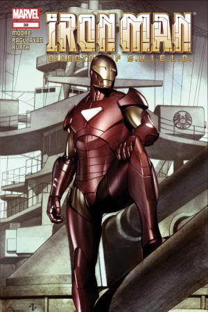 Iron Man: Director of S.H.I.E.L.D. (2007) #32