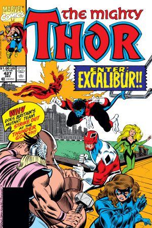 Thor (1966) #427