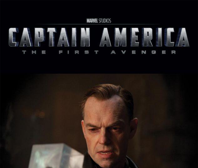 Captain America: First Vengeance (2011) #3 Cover